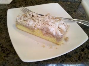 Moms Crumb Cake