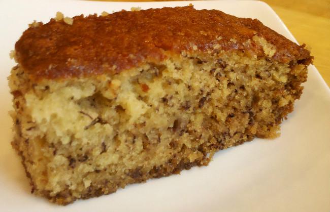 Best Sour Cream Banana Cake Recipe
