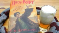 Harry Potter Butter Beer. Cream Soda, Butterscotch Schnapps, and Ice make for a frosty drink to prepare you for the Deathly Hallows Part 2.