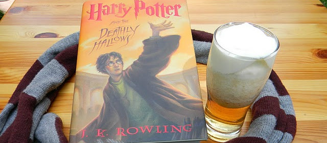 Harry Potter Butter Beer Banner