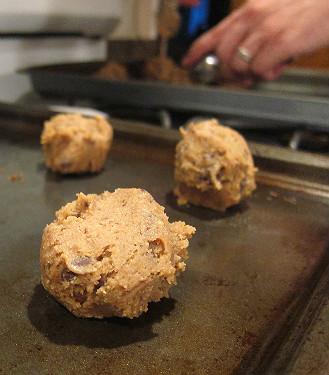 Smore Cookie Dough