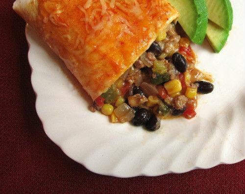 Turkey Enchilada