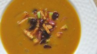 This Pumpkin Soup is perfect for Autumn.