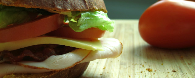 Panera Inspired Bacon Turkey Bravo A Giveaway