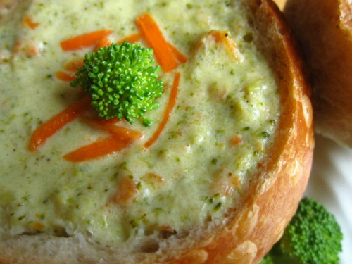 Recipe: Panera (Inspired) Broccoli Cheddar Soup
