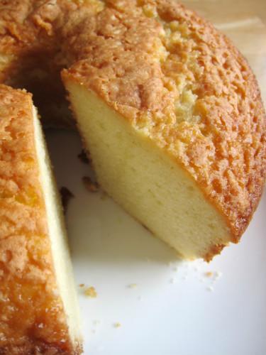 Nana's Pound Cake