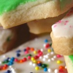 Cream Cheese Cut Out Cookies