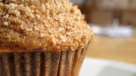 I don't care what you say, muffins are absolutely an acceptable breakfast. And these banana crumb muffins? Oh boy...