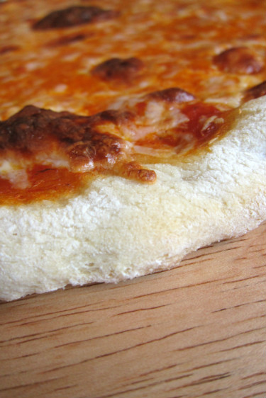 sourdough pizza