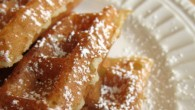 You haven't had waffles until you've tried club soda waffles. Like zeppoles for breakfast - so good!