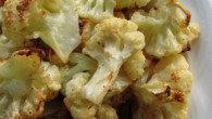 Crispy, savory, and healthy roasted cauliflower.