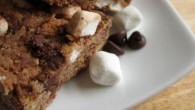 Simple, no bake, tasty. S'mores Brownies!