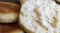 Delicious homemade English Muffins