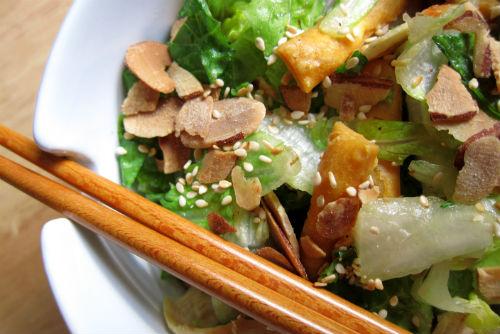 panera asian chicken salad