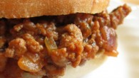 These sloppy joes are similar to regular sloppy joes, but the hoisin sauce adds some sweetness and a little Asian flavor for a nice change to the traditional joes.