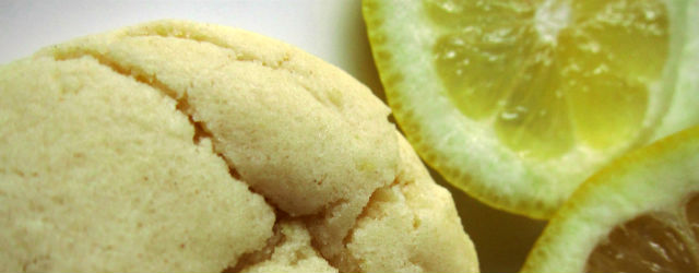citrus zested sugar cookies