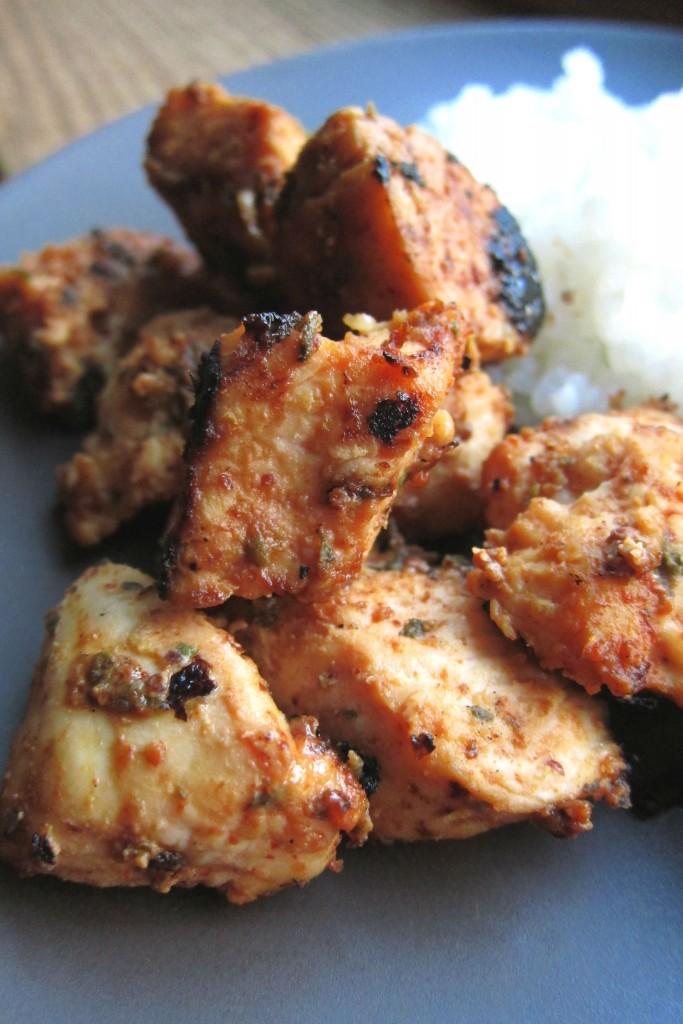 shish tawook chicken